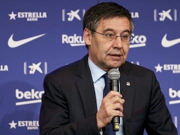Josep Maria Bartomeu has been arrested by Catalan police