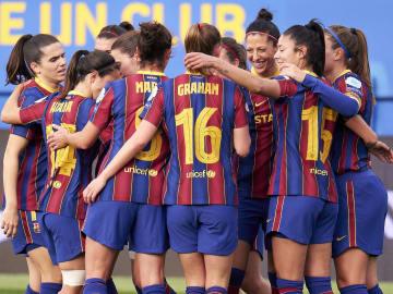 Barcelona face Chelsea in the 2021 Women's Champions League final