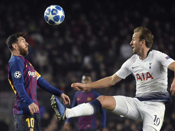 Lionel Messi, Harry Kane