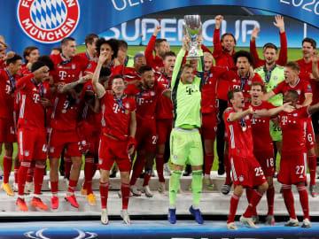 Bayern vs Sevilla Super Cup Highlights and goals