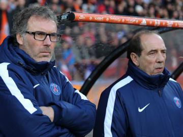Laurent Blanc, Jean-Louis Gasset