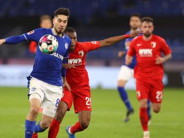 Suat Serdar war Schalkes Matchwinner gegen Augsburg