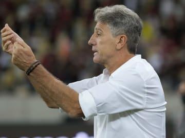 Sem poder errar na Libertadores, Renato Gaúcho fez bem em poupar seu elenco no Campeonato Brasileiro.