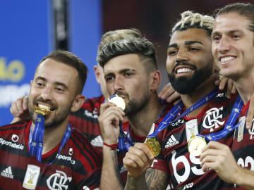 Voando no Flamengo, Gabigol merece ser convocado por Tite. Everton Ribeiro, por outro lado, há muito tempo não vive um bom momento.