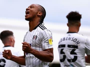 Fulham empatou por 1 a 1 com Stoke City