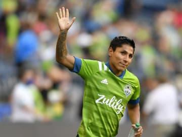 Raúl Ruidíaz termina contrato con Seattle Sounders FC