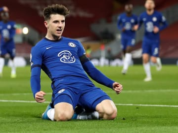 Mason Mount is already a key player for Chelsea