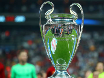 The Champions League final could be moved