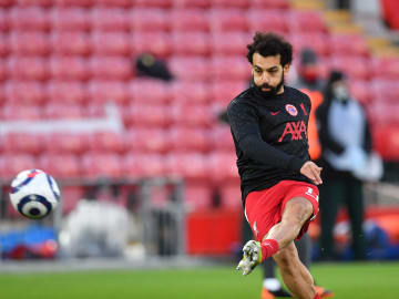 Real Madrid are keen on Salah, according to Ramon Calderon