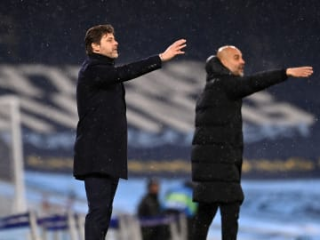 Guardiola outwitted Pochettino when the two sides met last season