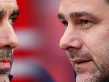 Pep Guardiola and Mauricio Pochettino have met 18 times as managers