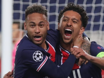 Paris Saint-Germain stars Neymar and Marquinhos are among two of the most valuable Brazilians in the world currently