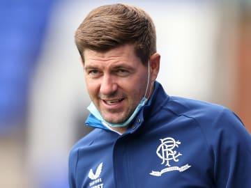 Gerrard has plenty of reasons to be positive heading into the new season