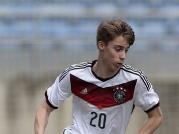 U17 Portugal v U17 Germany - Algarve Cup