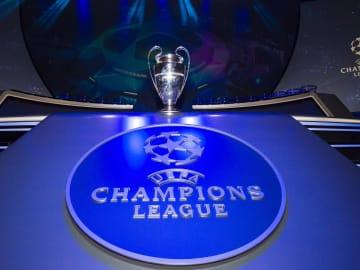Şampiyonlar Ligi kupası