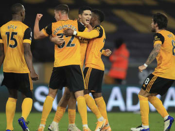 Wolves host Crystal Palace at Molineux in the Premier League