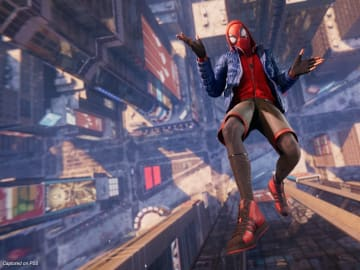 Spider Man Miles Morales suits can all be unlocked within the game.