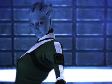 Mass Effect players are trying to find fan-favorite asari, Liara T'Soni, in the first installment of the game.
