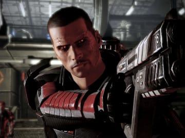 Does Shepard die in Mass Effect?