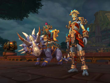 The process of how to unlock Zandalari Trolls in WoW: Shadowlands is much shorter than it used to be.