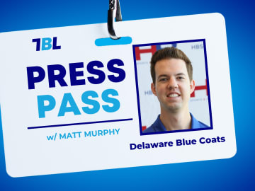 Matt Murphy, PBP Broadcaster For the Delaware Blue Coats