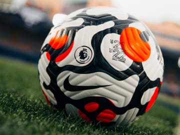 The Premier League's new Nike Flight ball is here