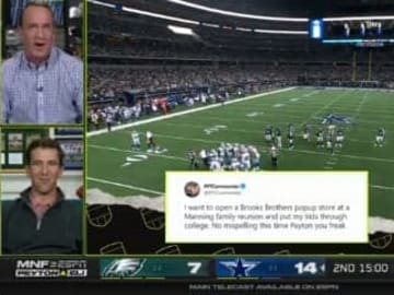 Barstool's PFT Commenter riles up Peyton Manning