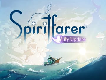 Spiritfarer's Lily Update arrives Tuesday, celebrating a major sales milestone for the game.