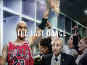 The Last Dance on Saturday Night Live.