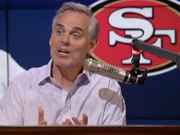 Colin Cowherd waxing poetic