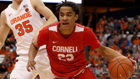Cornell enters Saturday's home game against Brown as home underdogs.