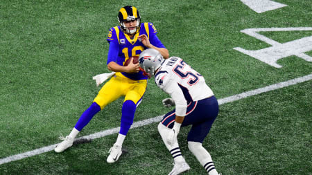 The New England Patriots and Los Angeles Rams could be in for rough offseasons