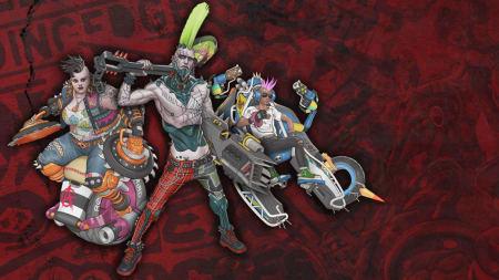 "Bleeding Edge, the ""mechanically enhanced"" four-way brawler"