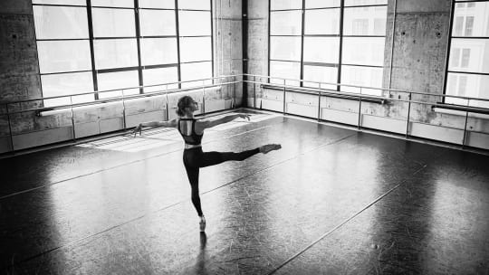 Misty Copeland ballet dancer for American Ballet Theatre, one of the three leading classical ballet companies in the United St