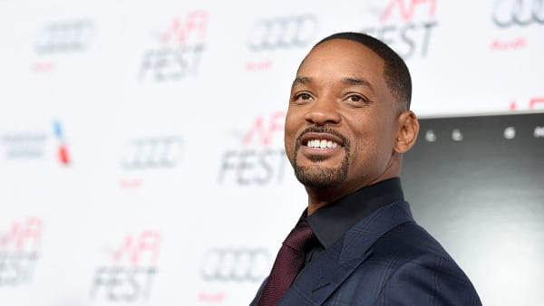 "HOLLYWOOD, CA - NOVEMBER 10:  Actor Will Smith attends the Centerpiece Gala Premiere of Columbia Pictures' ""Concussion"" during AFI FEST 2015 presented by Audi at TCL Chinese Theatre on November 10, 2015 in Hollywood, California.  (Photo by Kevin Winter/Getty Images for AFI)"