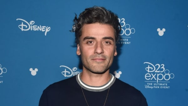 ANAHEIM, CALIFORNIA - AUGUST 24: Oscar Isaac of 'Star Wars: The Rise of Skywalker' took part today in the Walt Disney Studios presentation at Disney's D23 EXPO 2019 in Anaheim, Calif.  'Star Wars: The Rise of Skywalker' will be released in U.S. theaters on December 20, 2019. (Photo by Alberto E. Rodriguez/Getty Images for Disney)