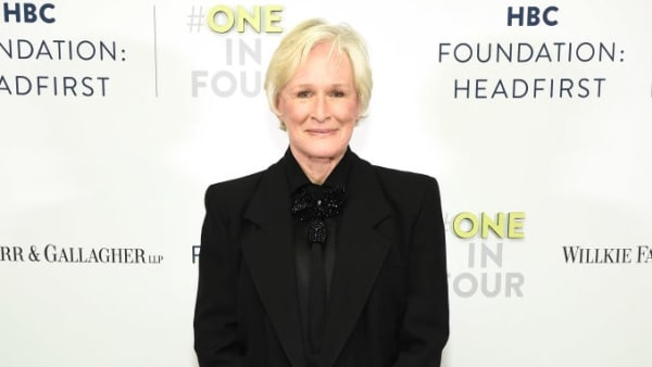 NEW YORK, NEW YORK - MAY 14: Glenn Close attends the HBC Foundation HEADFIRST Cocktail Reception at  L'Avenue at Saks on May 14, 2019 in New York City. (Photo by Ilya S. Savenok/Getty Images for HBC Foundation)