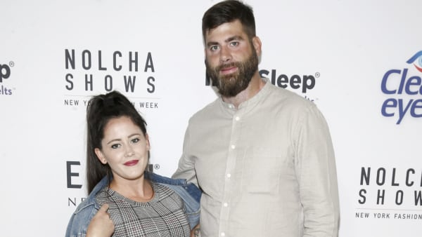 NEW YORK, NEW YORK - SEPTEMBER 07: Jenelle Eason and David Eason attend ELF SACK at InstaSleep Mint Melts Presents New York Fashion Week Nolcha Shows Spring/Summer 2020 on September 07, 2019 in New York City. (Photo by Brian Ach/Getty Images for Nolcha)