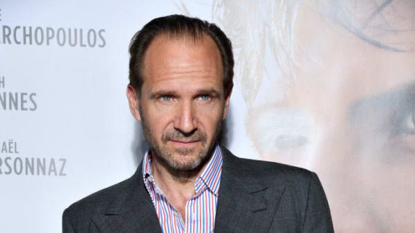 "PARIS, FRANCE - MAY 29: Ralph Fiennes attends the ""Noureev - The White Crow"" Premiere at Cinema Gaumont Opera on May 29, 2019 in Paris, France. (Photo by Pascal Le Segretain/Getty Images)"