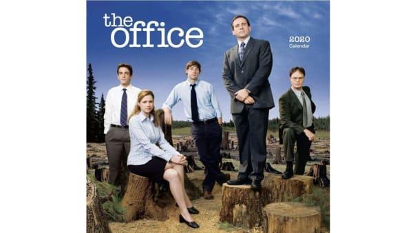 'The Office' 2020 calendar available on Amazon