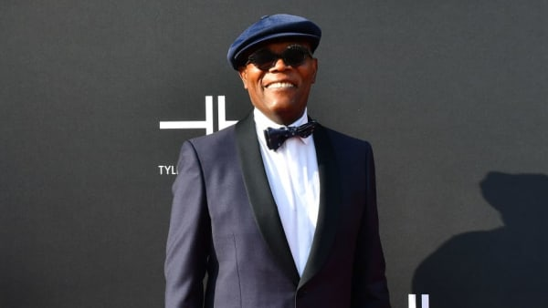ATLANTA, GEORGIA - OCTOBER 05: Samuel L. Jackson attends Tyler Perry Studios grand opening gala at Tyler Perry Studios on October 05, 2019 in Atlanta, Georgia. (Photo by Paras Griffin/Getty Images for Tyler Perry Studios)
