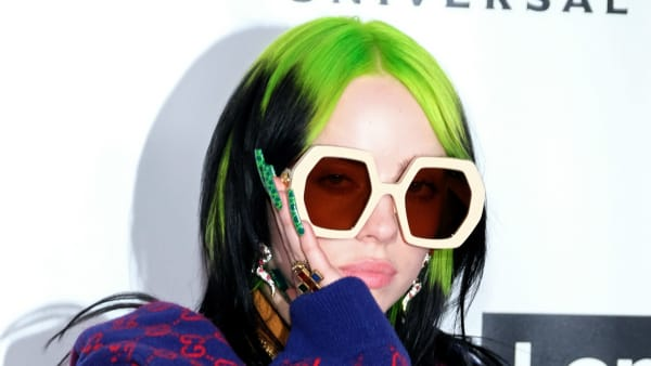 Billie Eilish sweeps at 2020 Grammy Awards, making history as an 18-year-old singer