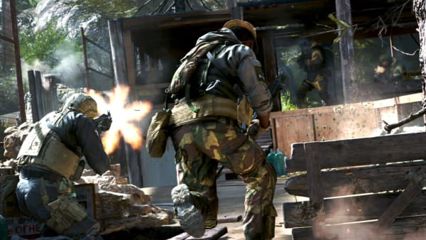 Call of Duty Classified could be a hint at the new battle royale mode coming to Modern Warfare.