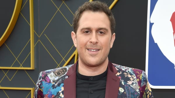 SANTA MONICA, CALIFORNIA - JUNE 24: Adam Lefkoe attends the 2019 NBA Awards presented by Kia on TNT at Barker Hangar on June 24, 2019 in Santa Monica, California. (Photo by Michael Kovac/Getty Images for Turner Sports)