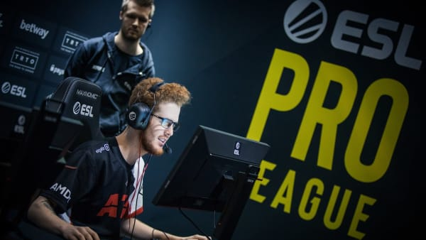ATK competes during the ESL Pro League Season 10 Finals