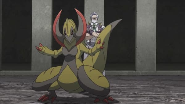 Haxorus from Pokémon Generations