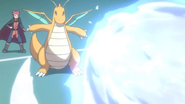 Dragonite from Pokémon Origins