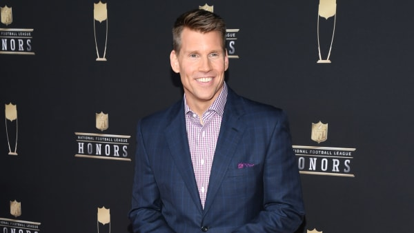 ATLANTA, GEORGIA - FEBRUARY 02: Scott Hanson attends the 8th Annual NFL Honors at The Fox Theatre on February 02, 2019 in Atlanta, Georgia. (Photo by Jason Kempin/Getty Images)