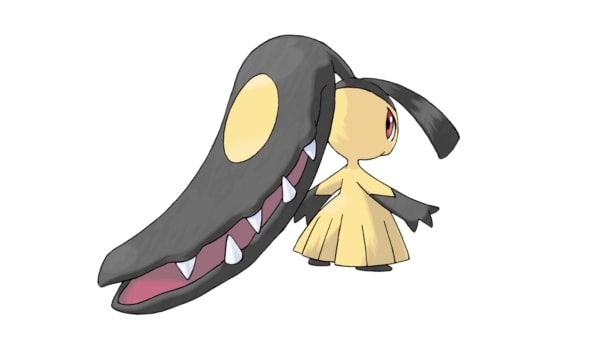 Arlo's first slot is Mawile.