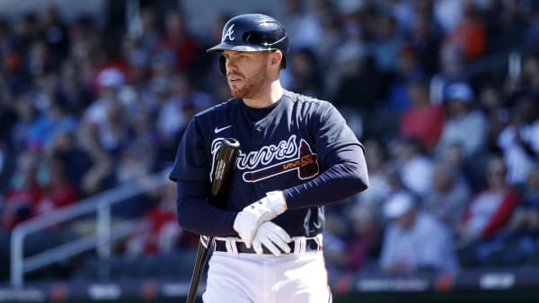 Freddie Freeman Discusses His Painkiller Use for Pain Management in 2019 and the Details Are Spooky